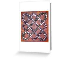 Celtic Pebbles Greeting Card