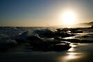Johanna Beach Sunset IV by Richard Heath
