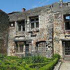 Medieval garden by KERES Jasminka