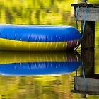 Lake Toy Light by Jim Haley