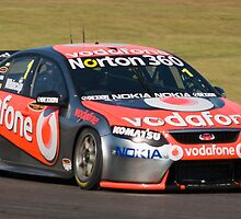 Whincup No1 by Christopher Houghton