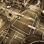 City intersection by chwells