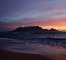 Table Mountain by HeatherEllis