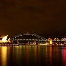 Sydney Opera House Scene by HeatherEllis