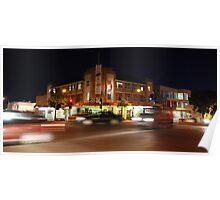 Fotheringham's Hotel After-dark Poster
