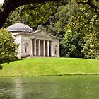 The Pantheon, Stourhead by Paul Woloschuk