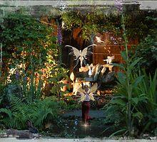 Fairy Dell Night Time Magic by Harri