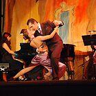 tango's violin by Clare McClelland