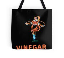 The Skipping Girl Tote Bag