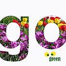 Go  Green by Leta Davenport