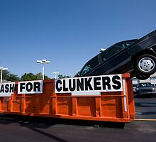 CashForClunkers by LOUOATES