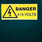 Danger Danger! High Voltage! by Victoria Kidgell