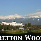 Bretton Woods 65th Anniversary Poster by Wayne King