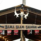 Bama Slam Saloon by Magricely Diaz