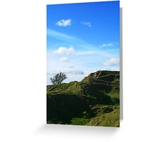 Sky Cley Greeting Card