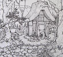 """""""Shirakawa Koya"""" by vinnythom"""