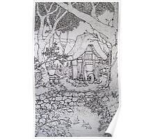 """Shirakawa Koya"" Poster"