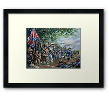 """""""For The Old North State"""" Framed Print"""