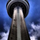 CN Tower  by Klaudy Krbata