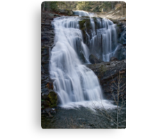 Bald River Falls Canvas Print