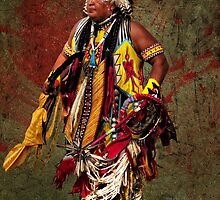 Thunder Chief by pat gamwell