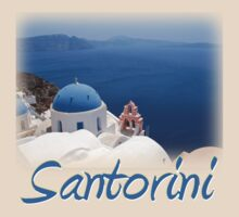Santorini by Mike Paget
