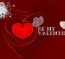BE MY VALENTINE by Peaches1950