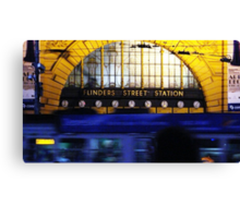 flinders Canvas Print