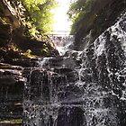 Falls by Reptilefreak