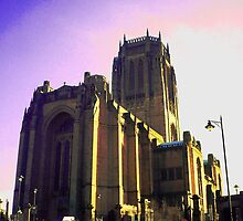 LIVERPOOL'S ANGLICAN CATHEDRAL by gothgirl