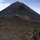 Volcano, Fogo, Cape Verde Islands by Matthew Walters