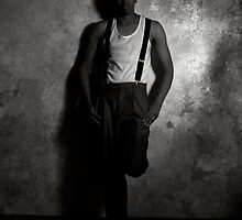 In the shadows by Matt Sillence