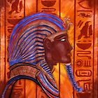 Egyptian in Vogue - Tut by conceptus55