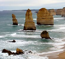 The 12 Apostles by Paige