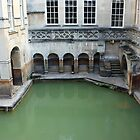 The Bath At Bath by jakking