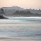 Chesterman Beach, Sunrise by Mikeinbc1
