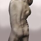 Male Nude 1 by Trevor Pearson