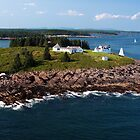 Southern Island, Maine by Patrick Downey