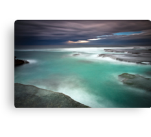 The Lonely Shelf Canvas Print