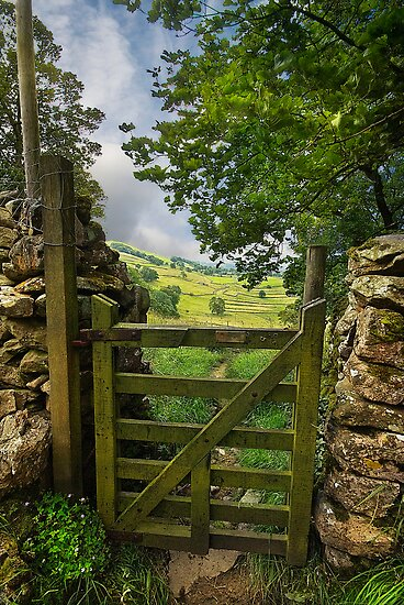 Gateway to the Dales by eddiej