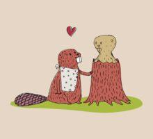Beaver Love by David Barneda