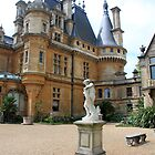 Waddesdon Manor Statue by Dave Law