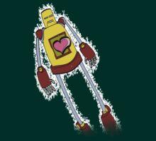 Heart Throb Neon-Bot by Neonengine