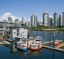 False Creek, Vancouver, Canada by rgstrachan
