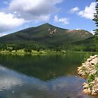 Mount Rosa, Rosemont Reservoir, CO 2009 by J.D. Grubb