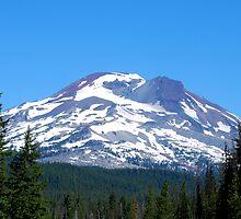 Oregon Mountains V by Troy Spencer