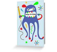 Birthday Doodler ll  - Card  Greeting Card