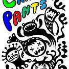 Cranky Pants ll - card  by Andi Bird