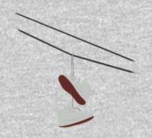Shoes on a Line by luked