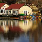 Daylesford Boathouse by Darren Stones